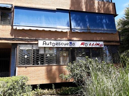 AUTOESCUELA ROLLING TORREJON ARDOZ